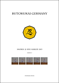 Stephan Peitz, Buch Karate 1