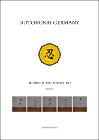 Stephan Peitz, Buch Karate 2